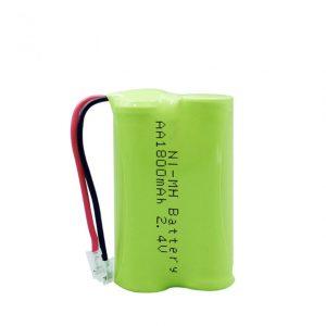 Batería recargable NiMH AA1800mAh 2.4V