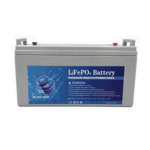 Almacenamiento de energía solar de la batería de 24v 48v 12v 100ah 120ah 200ah 300ah lifepo4