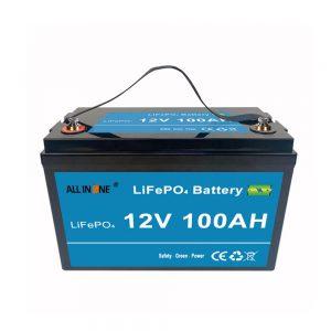 12V de larga duración LiFePO4 4S33P Almacenamiento de iones de litio recargable 12V 200Ah Batería de iones de litio 32700 Batería LiFePO4