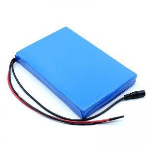 Batería de litio 18650 12V 10AH para bicicleta eléctrica