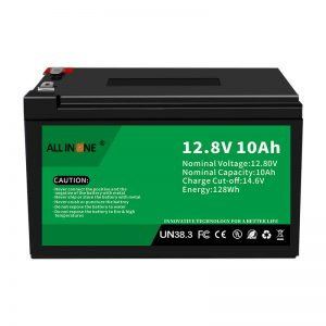 Batería de ión de litio del reemplazo de plomo ácido de 12.8V 10Ah LiFePO4 12V 10Ah
