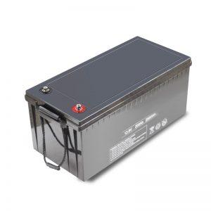 Batería solar prismática recargable de la ión de litio de 3.2V Cel Lifepo4 12V 200Ah