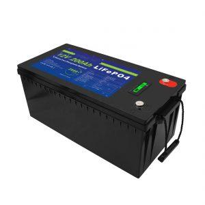 Ciclo profundo 12V / 24V / 36V / 48V 200Ah Almacenamiento solar UPS 12v LiFePO4 Baterías de almacenamiento de litio para carrito de golf