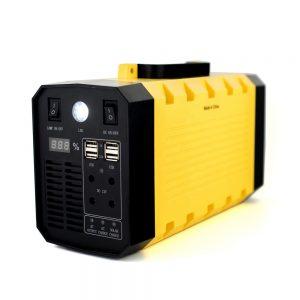Central eléctrica portátil de la batería 500w del inversor de 12v 30ah