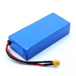 Paquetes de baterías de iones de litio recargables de alta calidad de 12v 12Ah Li-ion 3S6P