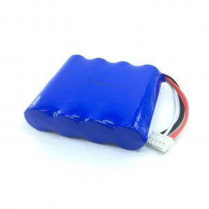 Batería recargable de iones de litio de 14,8 V 2200 mAh 18650 para aspiradora inteligente