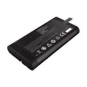 Batería Panasonic de iones de litio de 14,4 V 6600 mAh 18650 para probador de red con puerto de comunicación SMBUS