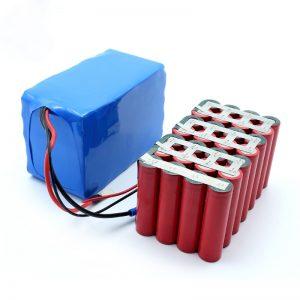 Buen precio de alta calidad modificado para requisitos particulares Venta superior 18650 batería de 24V 8.8Ah