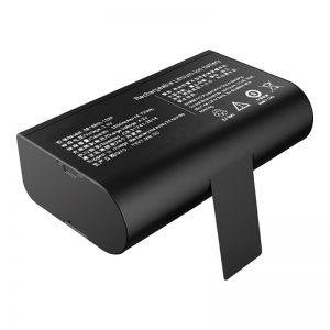 Batería de LG de la batería de iones de litio de 3.6V 5200mAh 18650 para la máquina de la posición del asidero