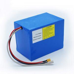 Batería de litio 18650 48V 20.8AH para bicicletas eléctricas y kit de bicicleta eléctrica