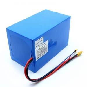 Batería de litio 18650 48V 51.2AH 24v 30V 60V 15ah 20Ah 50Ah baterías de iones de litio 18650 48V Paquete de baterías de iones de litio para scooter eléctrico