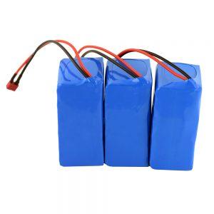 Batería de ión de litio modificada para requisitos particulares recargable 5S2P de 18V 4.4Ah para las herramientas eléctricas