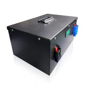 Batería de litio personalizada lifepo4 24V 100Ah
