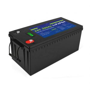 Super Quality Deep Cycle Lifepo4 24v 200Ah High Safety Lithium ion Battery for Home Solar System
