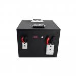 Batería de ión de litio Lifepo4 de 24V 500Ah para el almacenamiento de energía solar de UPS de las telecomunicaciones 24V 500Ah