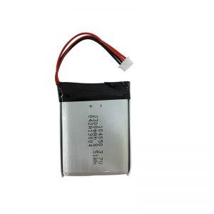 3.7V 2300mAh Instrumentos de prueba y equipos baterías de polímero de litio AIN104050
