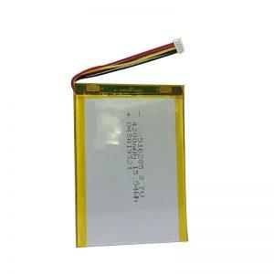 516285 3.7V 4200mAh batería de litio de polímero de instrumento de casa inteligente