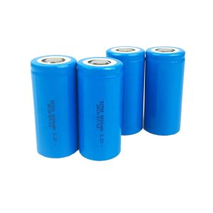 rechargeable battery 3.2V 32700 lifepo4 6500mah lifepo4 cylindercal battery cell