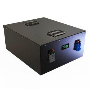 Baterías recargables para carrito de golf 36v lifepo4 batería 36v 100ah bms