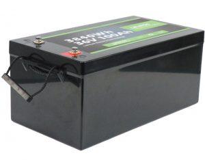 Paquetes de baterías LiFePO TODO EN UNO 36v 100ah