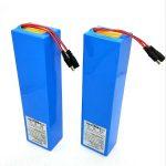 Batería de litio de la vespa eléctrica de la fábrica de China 36V 60V 10AH 40AH