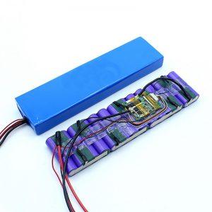 Precio de fábrica 18650 modificado para requisitos particulares 36 voltios de la batería de iones de litio 36V