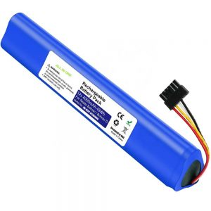 Batería de repuesto NiMh de 4000 mAh y 12 V para aspiradora robótica Neato Botvac Series y D Series 945-0129