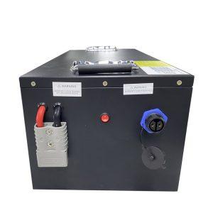 batería lifepo4 paquete de batería de 48v 16s10p 48v 60Ah 100Ah