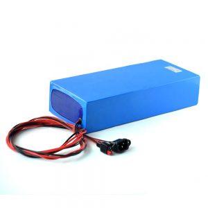 Batería de litio de 48v 20ah para la batería eléctrica de la bici de la vespa eléctrica 48v 1000w
