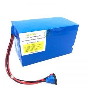 Batería de litio modificada para requisitos particulares 18650 48V 40Ah para E-bici, E-barco, vespa eléctrica