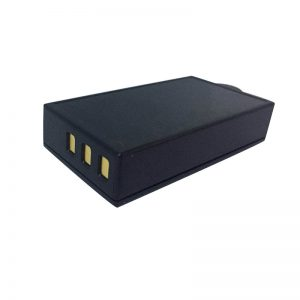 Batería de litio terminal portátil del polímero de la posición de 3.7V 2100mAh