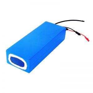 Batería de litio de 60 voltios 60V 12Ah 20Ah 40Ah 50Ah batería de iones de litio para la vespa eléctrica