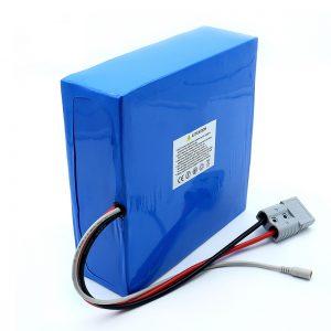 Batería de litio de la batería de iones de litio de 60 voltios 30Ah 50Ah para la vespa eléctrica