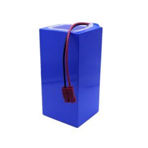 Paquete de batería de ión de litio 60v 40ah batería de litio 18650-2500mah 16S16P para scooter eléctrico / e-bike