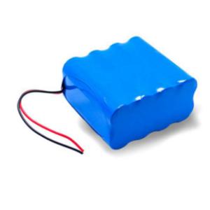 Batería de iones de litio 2S4P 7.4V 12.0Ah baterías de iones de litio akku para bomba de agua solar de estanque de peces