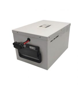 TODO EN UNO Batería LiFePO4 de larga duración para sistema de almacenamiento de energía doméstico