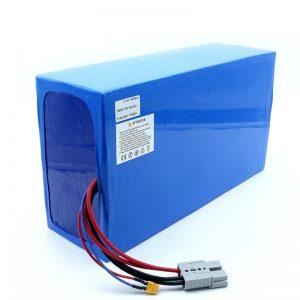 Batería 18650 72v 100Ah para motocicleta eléctrica