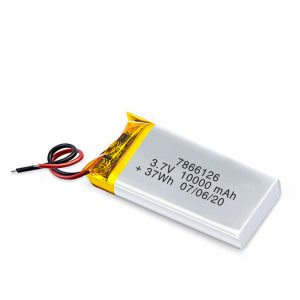 Batería recargable LiPO 7866120 3.7V 10000mAh / 3.7V 20000mAH / 7.4V 10000mAh