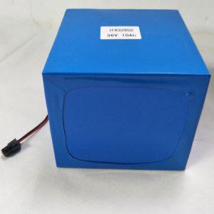 Batería recargable LiFePO4 36V 10AH