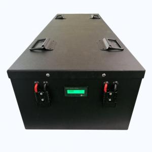 batería de iones de litio lifepo4 48v 200Ah para coche eléctrico solar