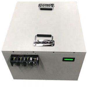 Batería de litio del banco Lifepo4 de la batería solar de 10 KWH 48v 200ah para ups