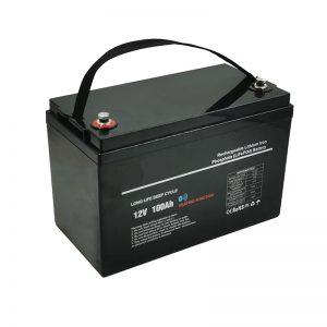LiFePO4 de baja temperatura 12V 100AH