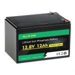 Paquete de 12V 12Ah Batería de plomo ácido de repuesto Batería LiFePO4