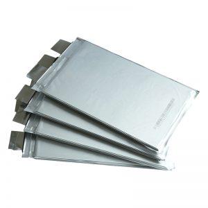Batería recargable LiFePO4 3.2V 10Ah Paquete suave 3.2v 10Ah Batería LiFePo4 recargable de fosfato de hierro y litio