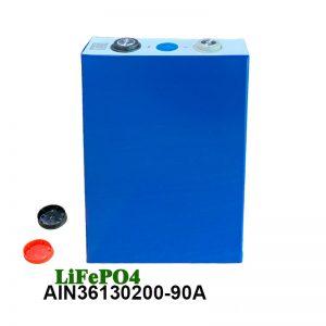 Batería prismática LiFePO4 3,2 V 90AH batería recargable de celda lifepo4 para herramientas eléctricas de coche silla de ruedas eléctrica