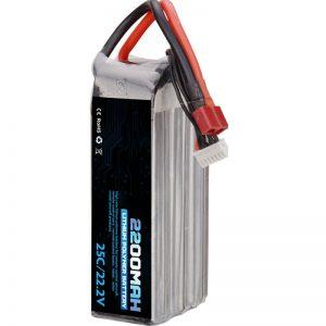 batería recargable del polímero de litio de la venta caliente 22000 mah 6s lipo