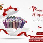 Feliz Navidad Saludos de ALL IN ONE Battery Technology Co Ltd