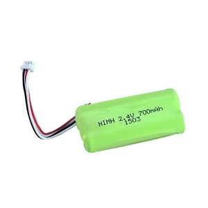 Batería recargable NiMH AA700 2.4V