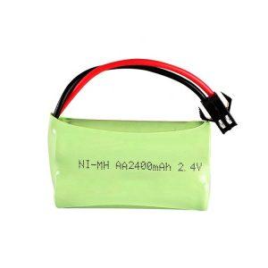 Batería recargable NiMH AA2400mAH 2.4V
