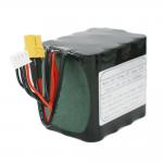 Batería recargable 18650 baterías de iones de litio 3S4P 11.1V 10Ah para lámpara LED solar